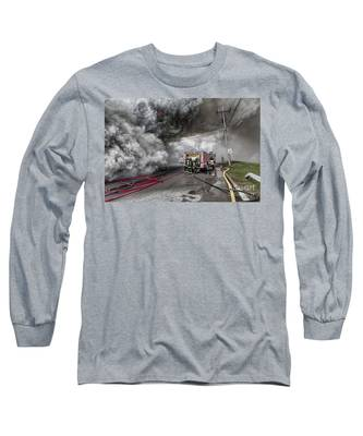 Raging Inferno Long Sleeve T-Shirt