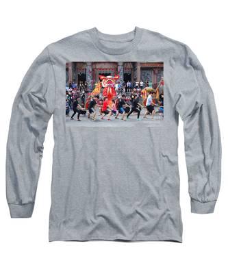 YALI Long Sleeved T-Shirt