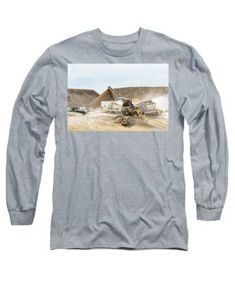 Rock Crushing 3 Long Sleeve T-Shirt