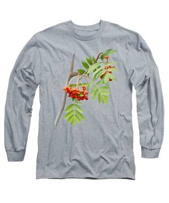 Rowan Tree Long Sleeve T-Shirt