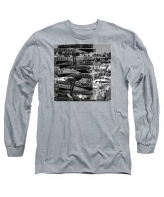 Show Me The Way... Long Sleeve T-Shirt