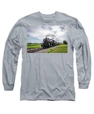 Soo 1003 At Darien Long Sleeve T-Shirt