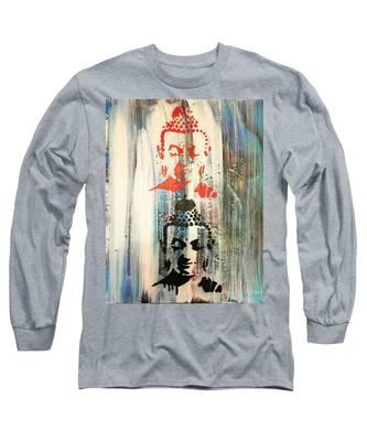Surround U Long Sleeve T-Shirt