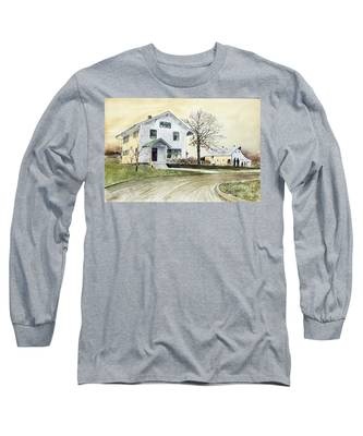 Sperry Homestead Long Sleeve T-Shirt