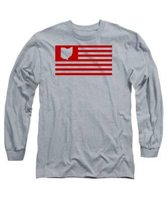 Cleveland Long Sleeve T-Shirts
