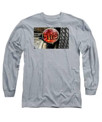 Stop Light Classic Long Sleeve T-Shirt