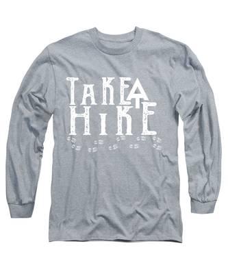 Hike Long Sleeve T-Shirts