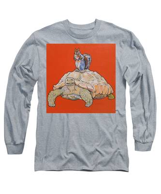 Terwilliger The Turtle Long Sleeve T-Shirt