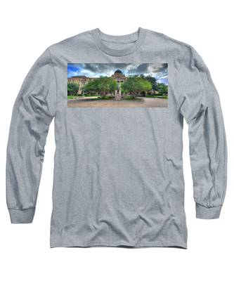 The Academic Building Long Sleeve T-Shirt