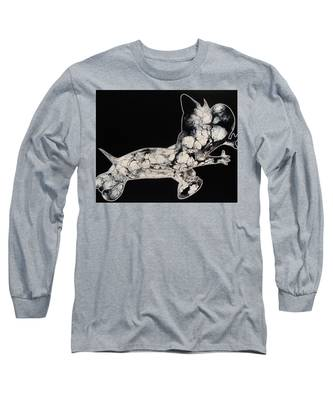 The Chase Bw Long Sleeve T-Shirt