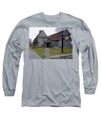 The Fairbanks House Long Sleeve T-Shirt