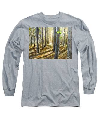 The Forest And The Trees Long Sleeve T-Shirt