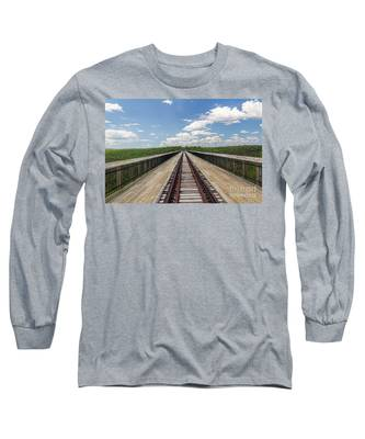 The Skywalk Long Sleeve T-Shirt