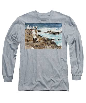 The Way We Were Long Sleeve T-Shirt