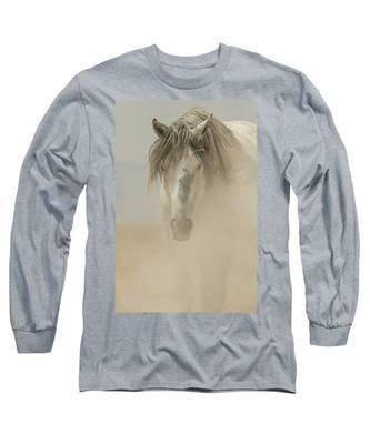 Through The Dust Long Sleeve T-Shirt