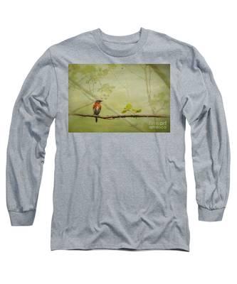 Until Spring Long Sleeve T-Shirt