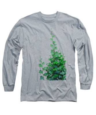 Vines By The Wall Long Sleeve T-Shirt