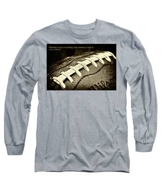 Winning Is Not Everything - Lombardi Long Sleeve T-Shirt
