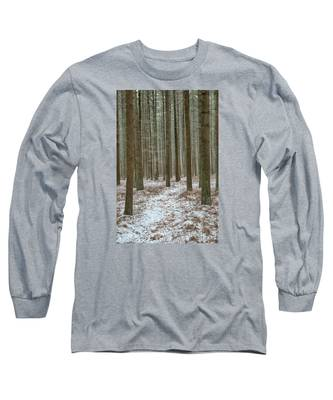 Winter's Trail Long Sleeve T-Shirt