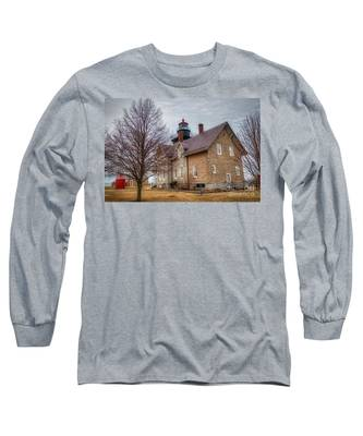 30 Mile Lighthouse  Long Sleeve T-Shirt