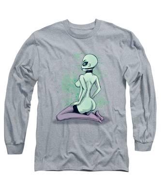 Babe Long Sleeve T-Shirts