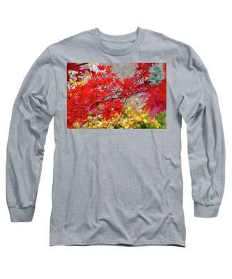 Brilliant Fall Color Long Sleeve T-Shirt
