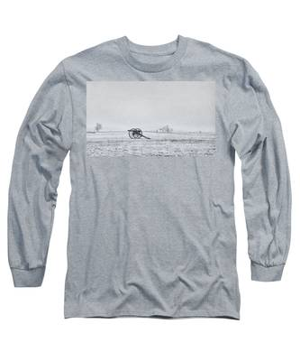 Cannon Out In The Field Long Sleeve T-Shirt