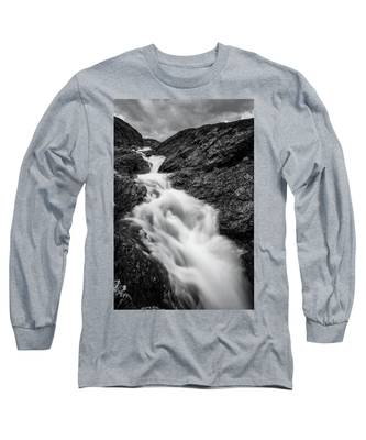 close to Ygnisdalselvi, Norway Long Sleeve T-Shirt