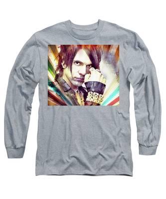 Criss Angel Long Sleeve T-Shirt