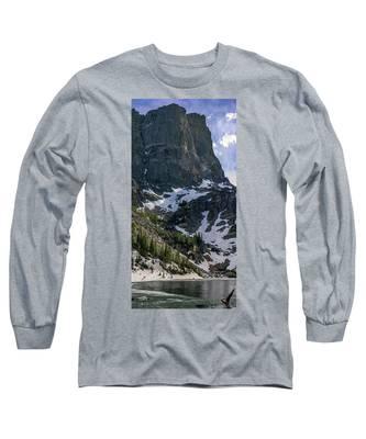Dividing The Nation Long Sleeve T-Shirt