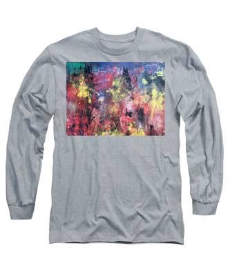 Downtown Sac Long Sleeve T-Shirt