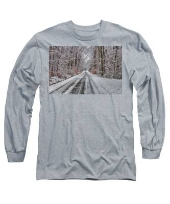 Frozen Road Long Sleeve T-Shirt