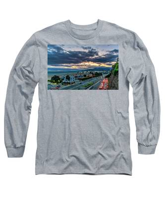 Go On Green Long Sleeve T-Shirt