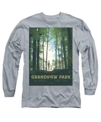 Grandview Park Long Sleeve T-Shirt