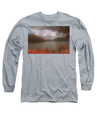 Kinzua Lake Long Sleeve T-Shirt