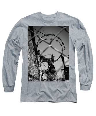 More Barriers Long Sleeve T-Shirt