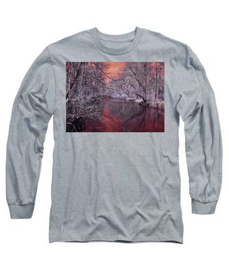 Red Creek Long Sleeve T-Shirt