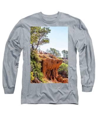 San Diego Landscape Long Sleeve T-Shirt