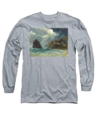 Shore Long Sleeve T-Shirts