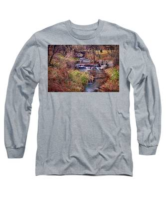 Sinoquippie Run Long Sleeve T-Shirt