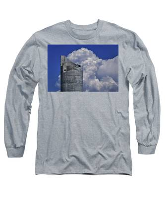 Stacked Long Sleeve T-Shirt by Skip Hunt
