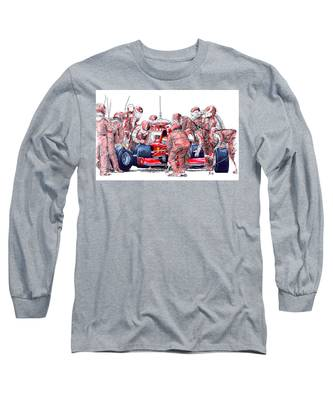 Classic Long Sleeve T-Shirts