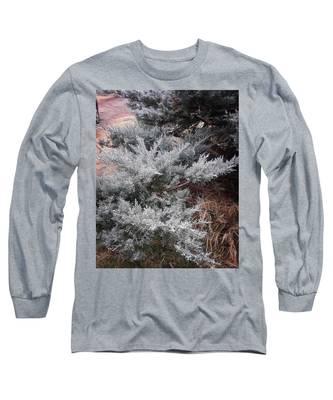Cedar Long Sleeve T-Shirts
