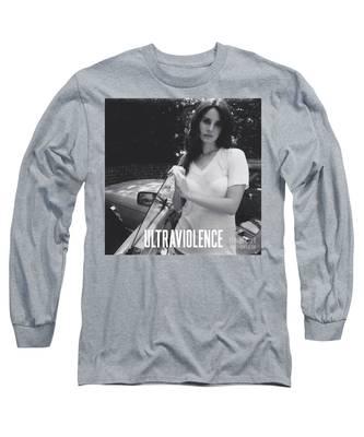 Lana Del Rey Long Sleeve T Shirts Pixels