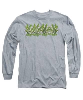 Botanic Gardens Long Sleeve T-Shirts