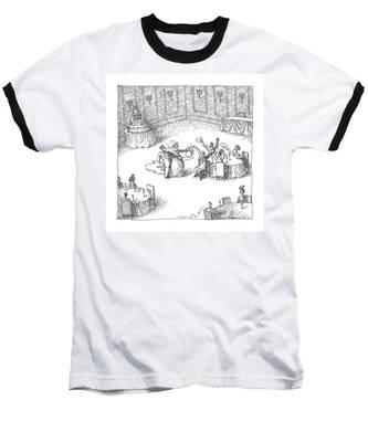 New Yorker September 18th, 2006 Baseball T-Shirt