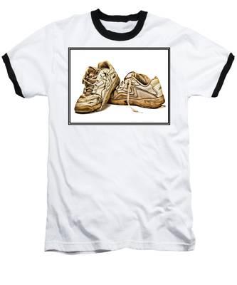 All Worn Out Baseball T-Shirt