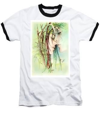 Encounter  From Love Angels Series Baseball T-Shirt