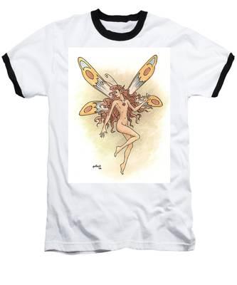 Fairy Love Baseball T-Shirt
