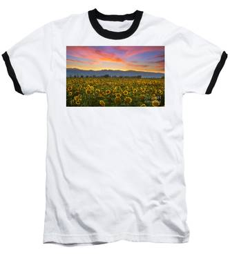 Heaven Baseball T-Shirt